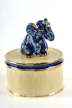 FABERGE ELEPHANT