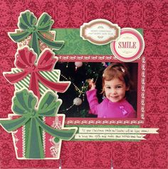 Christmas Cartridge Sneak Peek from Anna Griffin