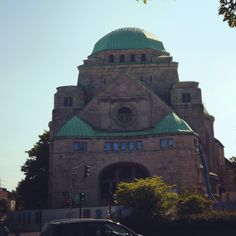 Old synagogue, Essen, Germany
