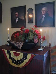 Primitive Colonial Americana