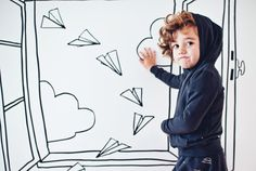 paperplanes and black clothes Swedish House Mafia, Black Clothes, Little Man, Poland, Children, Kids, Poses, All Black Clothing, Young Children
