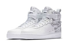 f19762cbb4a The Nike SF-AF1 Mid Sees a New