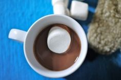 Nutella Hot Chocolate (w/2 Easy Variations)
