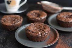 Dívány - Alapkonyha - Pénteki süti: brownie muffin iskolakezdéshez