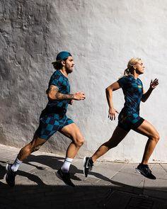 @sayskycph Sporty, Running, Style, Fashion, Swag, Moda, Fashion Styles, Keep Running, Why I Run