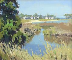 JamesRichards NeighborhoodMarsh GalerieOnBroadQuartier Marsh par James Richards - Image: Galerie Broad