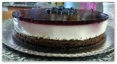 Cheese cake de Arandanos