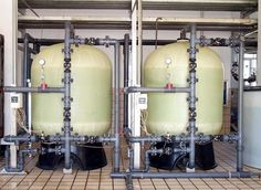 -> Ablandador de Agua Industrial