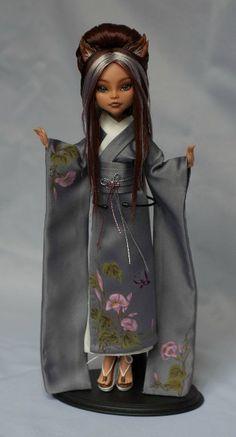 Форум о куклах на DollPlanet.ru • Просмотр темы - Selesta: ООАК. МХ и другие 1:6. (Бастет)