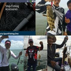 Fishing is a fun and outdoor activities - shore, offshore, jetty, kelong and sport fishing that lets you spend peaceful and quiet time with your friends and family.