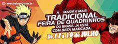 21ª Fest Comix 2015 - São Paulo, Brasil, 17 al 19 de Julho de 2015