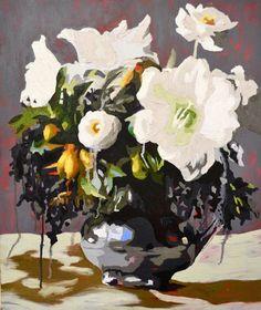 Kate Mullin  Oil on Canvas