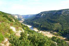 Les Gorges du Gardon ou la force de la nature dans toute sa splendeur Holidays France, Pont Du Gard, River, Outdoor, Tourism, Vacation, Outdoors, Rivers, Outdoor Games