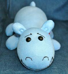 sock hippo