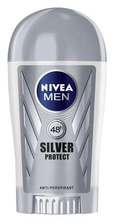 Nivea Deodorant Silver protect contains antibacterial formula with silver ions and fights body odour. The optimal combination of reliable 48h antipers