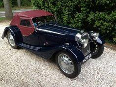 1947 Morgan 4/4 Series 1 Standard Special