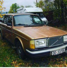 Volvo 240 81mod