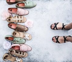 We love this image of @cookrepublic's crazy summer Bared shoe collection. If you could pick one of these shoes which would it be?  Also make sure you check @cookrepublic's page - it is full of the most delicious inspiring recipes and food. Not to mention she is an incredible photographer with the most beautiful feed