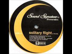 Theo Parrish - Solitary Flight