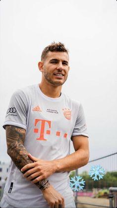 Bayern Munich Wallpapers, Man United, Fifa, Audi, Sexy, Sports, Album, Mens Tops, Football Players