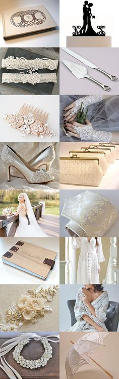 Wedding Must haves by Fay   Jones Day on Etsy--Pinned+with+TreasuryPin.com
