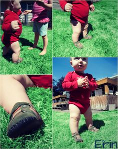 Look Who's Walking! Pediped Originals Review {winner's choice of a pair of shoes giveaway!}