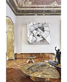 Vincenzo De Cotiis' Milan Home Classic Interior, Best Interior, Modern Interior Design, Interior Architecture, Modern Interiors, Decoration Inspiration, Interior Inspiration, Design Inspiration, Vincenzo De Cotiis