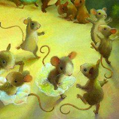 Alison Edgson Illustrations: Illustration Friday - 'Shadows'