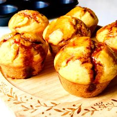 Muffin, Sweets, Baking, Breakfast, Ethnic Recipes, Food, Happy, Sweet Pastries, Bread Making