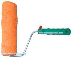 Rodillo textura 11. #Moldes para hormigón impreso. La tienda de Comercial Llinás. #herramientas para hormigón impreso. http://tienda.comerciallinas.com/Hormigon-impreso/Herramientas/Herramientas-reparacion/Rodillos-reparacion