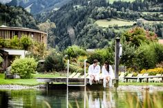Wellness in unbeschadeter Natur Berg, Summer Vacations, Tree Houses, National Forest