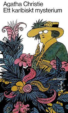 Book Cover Lover: Agatha Christie Cover by Per Ahlin