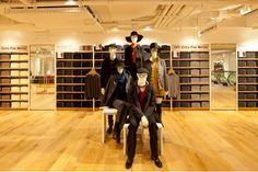 Instore Display | Uniqlo Retail Interior, Retail Design, Visual Merchandising, Store Design, Uniqlo, New York, Photography, Usa, Design Ideas