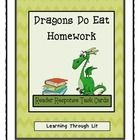 Bailey School Kids Jr. Chapter Book DRAGONS DO * EAT HOMEWORK * Reader Response Task Cards  * Higher-order, quality questions from each chapter, including content and academic vocabulary.  * Perfect for...