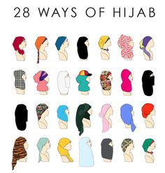Difference between Hijab and Scarf Islamic Fashion, Muslim Fashion, Modest Fashion, Hijabs, Hijab Style Tutorial, Mode Blog, Hijab Chic, Beautiful Hijab, Mode Hijab