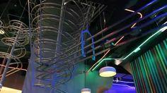 Watch ROGO'S - World's largest roller-coaster restaurant in Abu Dhabi