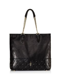 Juicy Couture Anja Tomi Leather Tote