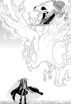 Página 35 :: Mahou Tsukai no Yome :: Capítulo 18 :: KIIS Leitor