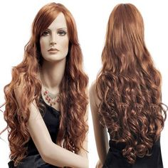GET $50 NOW | Join RoseGal: Get YOUR $50 NOW!http://www.rosegal.com/synthetic-wigs/long-side-bang-shaggy-wavy-987984.html?seid=2275071rg987984