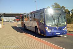 Johannesburg, BRT station access, BRT roadways at stations, BRT vehicles