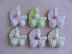 Babygirl cookies | Flickr - Photo Sharing!