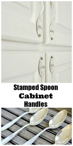 Make a stamped spoon