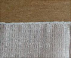 roulotté  faire un ourlet pour les tissus difficiles (soie ,nylon etc..)