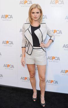 Rose McIver – ASPCA 2014 -02 - stunning !