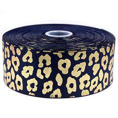 mdribbons Gold Cheetah Leopard Print Foil Ribbon-3 Inches... https://www.amazon.com/dp/B01G55ET2S/ref=cm_sw_r_pi_dp_V8kIxb9Q8YBA5