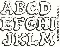 Moldes Letras Para Carteles Feliz Cumpleanos Graffiti Wallpaper More - Stencil Lettering, Doodle Lettering, Creative Lettering, Script Lettering, Calligraphy Fonts, Graffiti Tattoo, Graffiti Lettering, Easy Graffiti, Calligraphie Copperplate