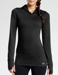 Women's Under Armour ColdGear Infrared Apparel | Infrared EVO Hoodie