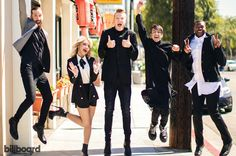 Pentatonix Scores First No. 1 Album on Billboard 200 Chart  THEY DID IT!!!!!!! PTX MADE HISTORY!!! WHAT A GREAT TIME TO BE A PENTAHOLIC!!!!!