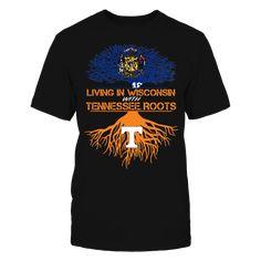 Tennessee Volunteers - Living Roots Wisconsin