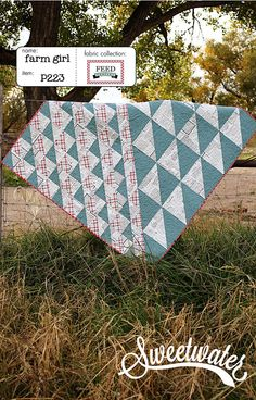 Farm Girl Quilt Pattern